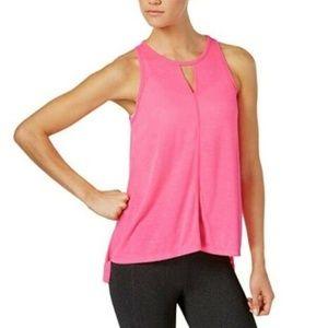 Pink CALVIN KLEIN Yoga Tank Top